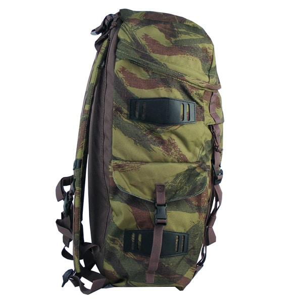 Seitentaschen links und rechts mit Schnellzugriff