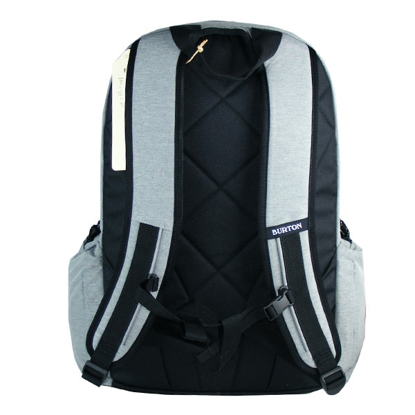burton emphasis pack herren rucksack 26 liter grau. Black Bedroom Furniture Sets. Home Design Ideas