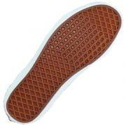 flexible griffige Kunststoffsohle mit Waffelprofil