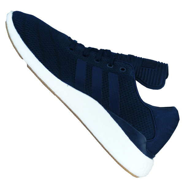 Adidas Busenitz Pure Boost NMD Originals Skateboarding Herren Schuhe blau