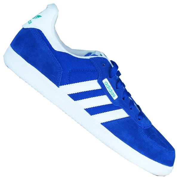 Addidas Leonero Originals SkateboardCore Retro Herren Wildlederschuhe