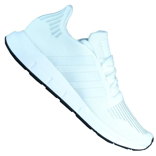 where can i buy quality design latest discount Adidas Swift Run Originals Herren Lifestyle Laufschuhe weiß ...
