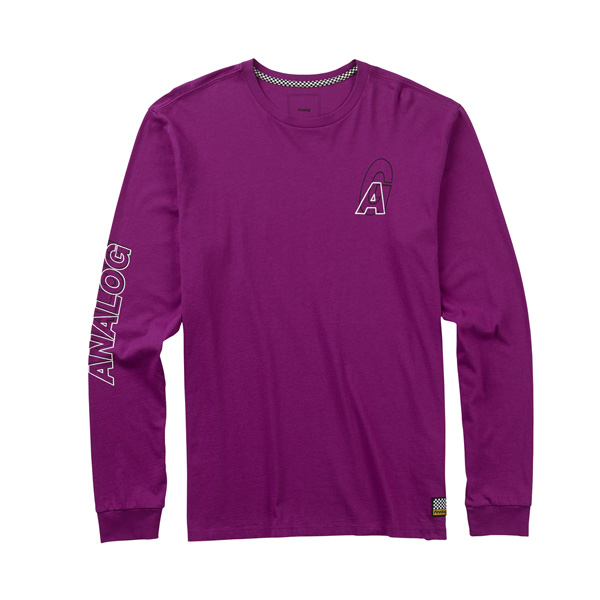modisches Analog AG Baltic Longsleeve Langarmshirt