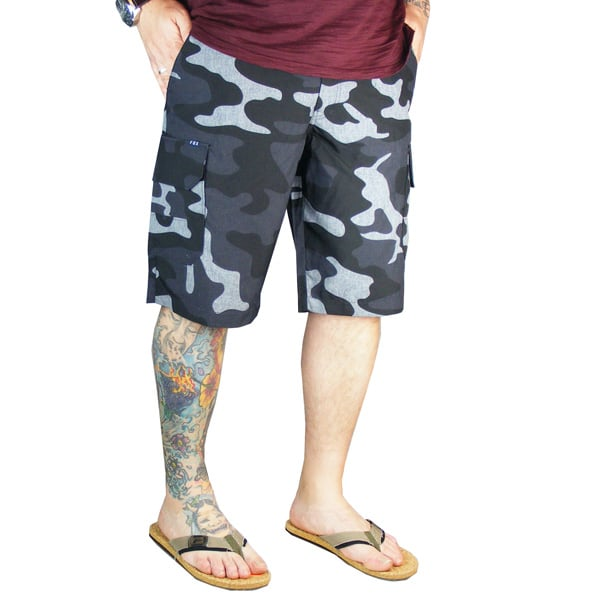 Fox Slambozo Tech Camo Cargo Short