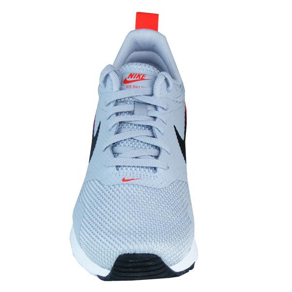 Nike Air Max Tavas Running Laufschuhe grauschwarzorange