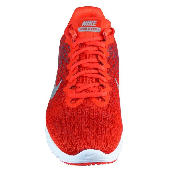 Nike Air Max Sequent 2 Schriftzug auf der Zunge
