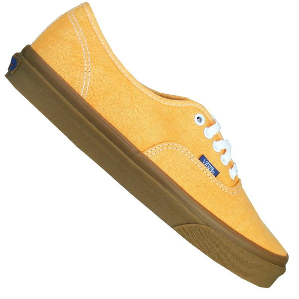 authentic vans gelb
