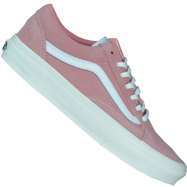 damen vans old skool grün
