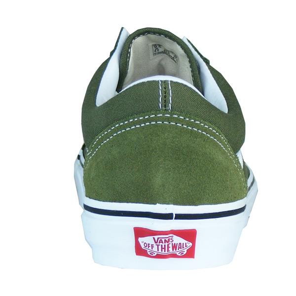 vans weiß grün