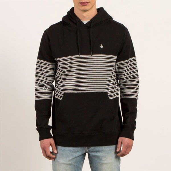 schicker Volcom Hooded Threezy Kapuzenhoodie