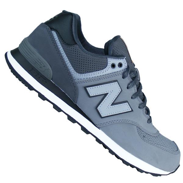 7a9e4802ee9702 New Balance ML574 GPB Herren Sneaker grau - meinsportline.de