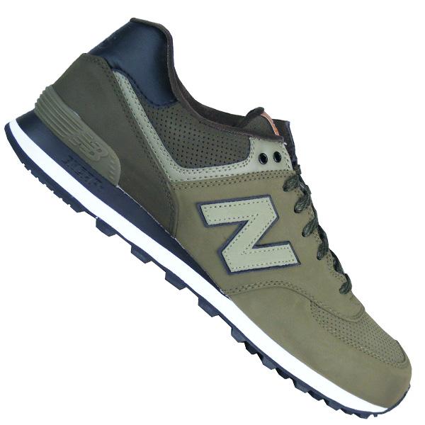 info for f9287 80e63 New Balance ML574 GPD Herren Sneaker grün - meinsportline.de