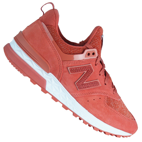 new balance 574 damen rose