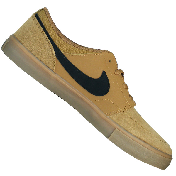 Nike SB Portmore 2 Solar Herren Skateboardschuhe