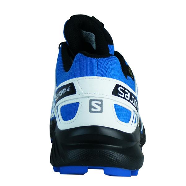 Salomon Speedcross 4 GTX Goretex White Sensif Herren Outdoor