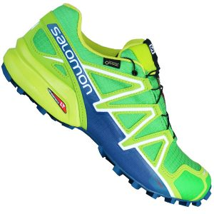 Salomon Speedcross 4 GTX Goretex Herren Outdoor Laufschuhe