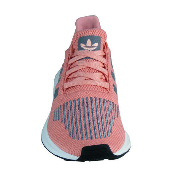 Adidas Originals Swift Run rosa grau Damen Sneaker ...