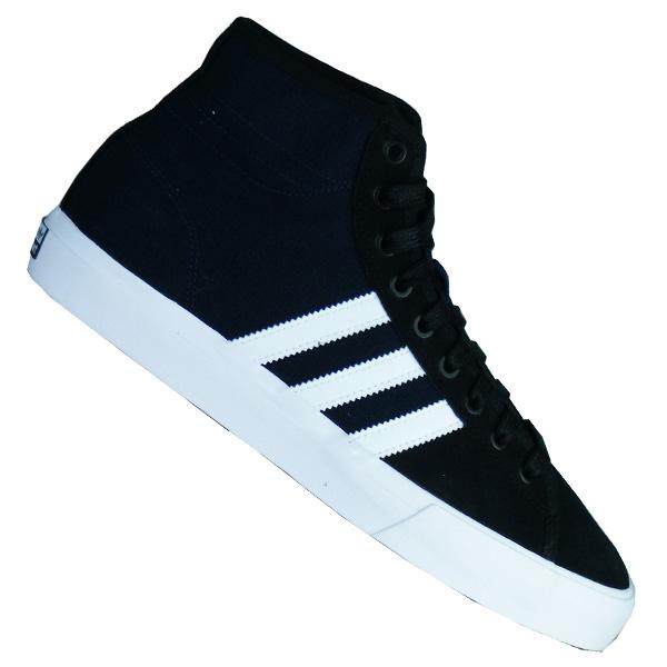 Adidas Matchcourt Originals High RX Skateboarding Herrenschuhe schwarz BY3993