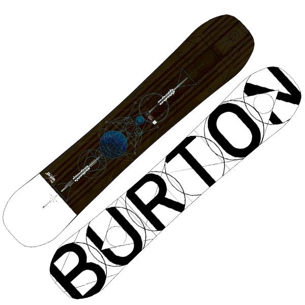 Infintie Ride - Eine neu entwickelte Maschine von Burton fährt das Board ein bevor es fertig gestellt