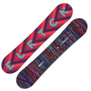 robustes Starter und Beginner Snowboard für Damen