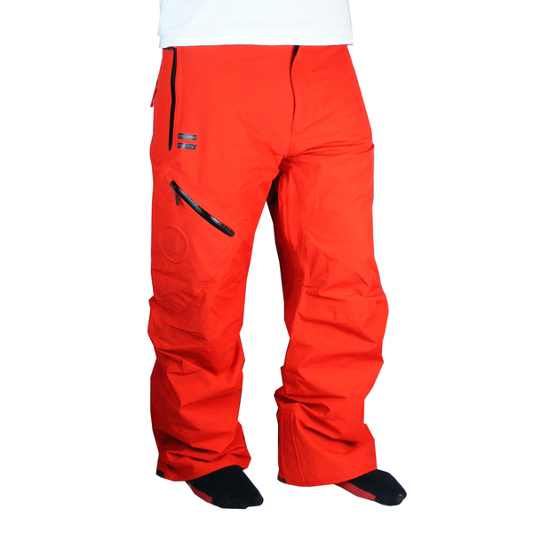Volcom Gore-Tex Pant Snowboardhose burnt orange