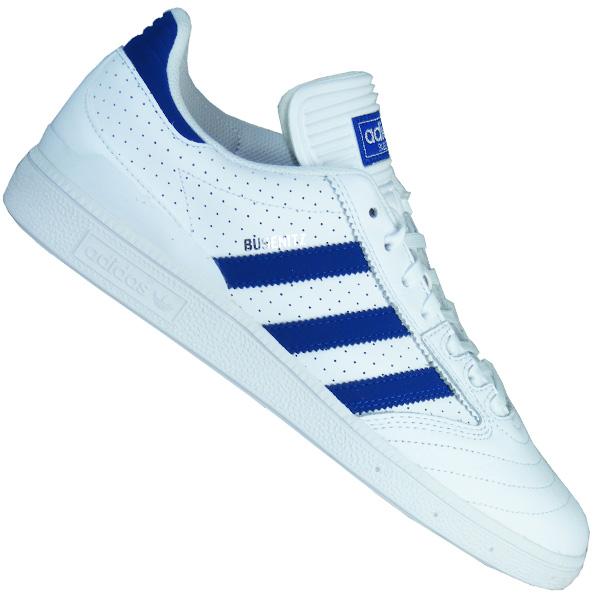 adidas sneaker weiss blaue streifen