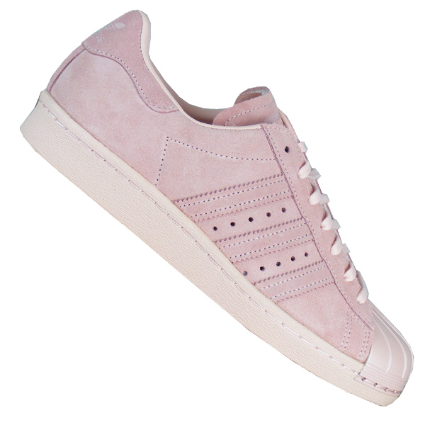 Adidas Superstar 80s Metall Shell Toe Originals Damen Laufschuhe