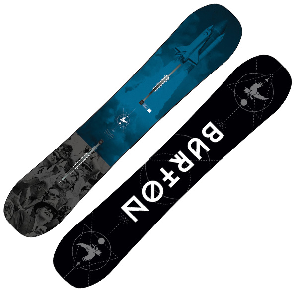 Burton Process Flying V 152cm Snowboard send it to the moon