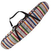 genügend Platz für Board mit Bindung und Boots