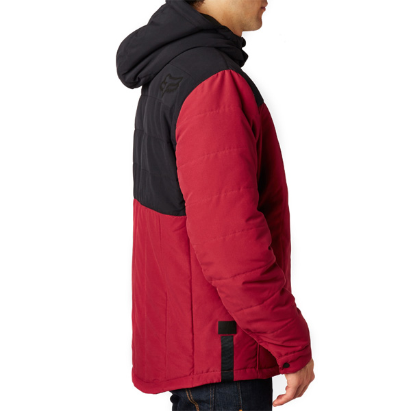 wetterfeste Outdoor Winterjacke