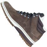 nahtloser Schuhaufbau für optimalen Witterungsschutz