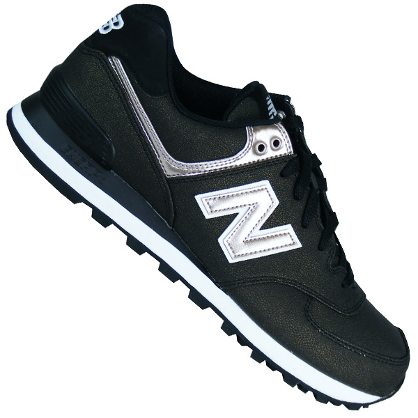 new balance damen metallic