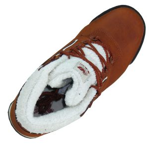ergonomisches dem Frauenfuß angepaßtes geformtes Fußbett