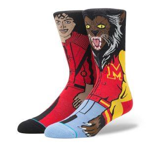Stance Michael Jackson Herren Socken
