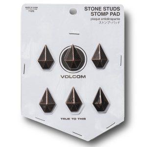 Volcom Snowboard Stomp-Pad Stone Studs 6 Stck