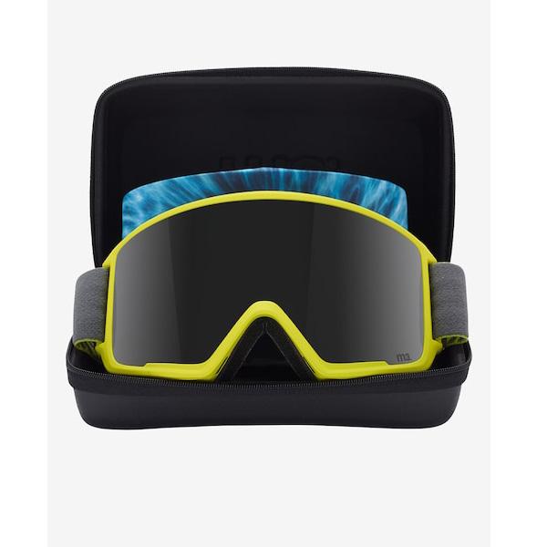 inkl. Hardcase, Windschutzmaske und Ersatzglas