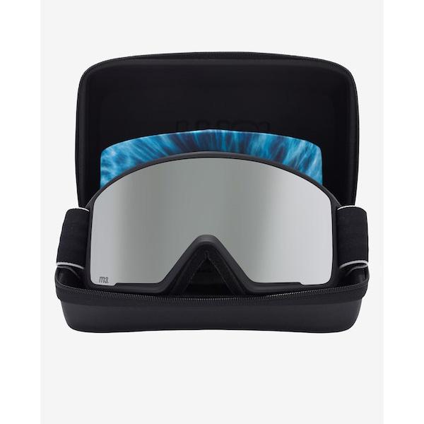 sphärisches Brillenglas gegen optische Verzerrungen