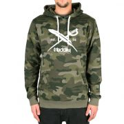 Iriedaily Flag Hooded Kapuzenhoodie