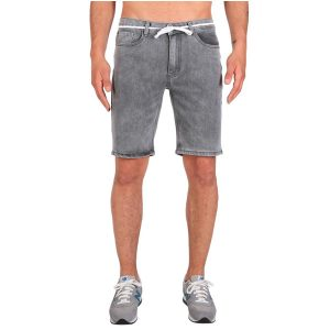 Iriedaily Slim Shot 2 Herren Denim Short grey bleached