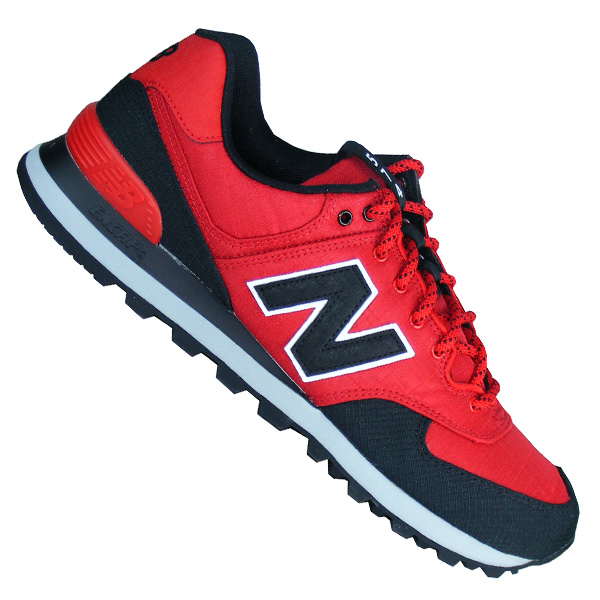 New Balance ML 574 PTB schwarz rot Outdoor Escape Herren