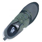 geformtes EVA Fußbett für besten Laufkomfort
