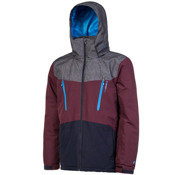 Tailgrab Protest Protest Weinrotgrau Snowboardjacke Herren W2beD9HIEY