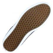 flexible griffige Kunststoffsohle mit Waffelprofil für beste Boardhaftung und Dämpfung
