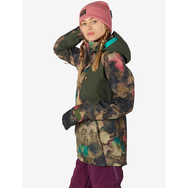 Burton AK 2L Frauen Embark Ski und Snowboardjacke