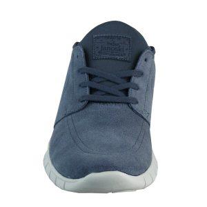 grauer Nike SB Stefan Janoski For Daily Use Stoffsticker auf der Zunge