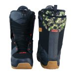 Salomon Dialogue Herren Snowboardboot black recing red