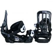 Salomon Pact Damen Snowboardbindung Gr. S black & white
