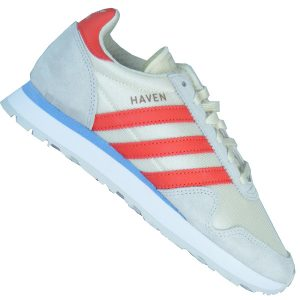 Adidas Haven core white trasca grey one Vintage Originals Damen Laufschuhe