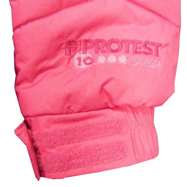 neuesten Stil von 2019 frische Stile Verkaufsförderung Protest Dusk pink candy Damen Snowboard Winterjacke Steppjacke rosa neo Gr.  M