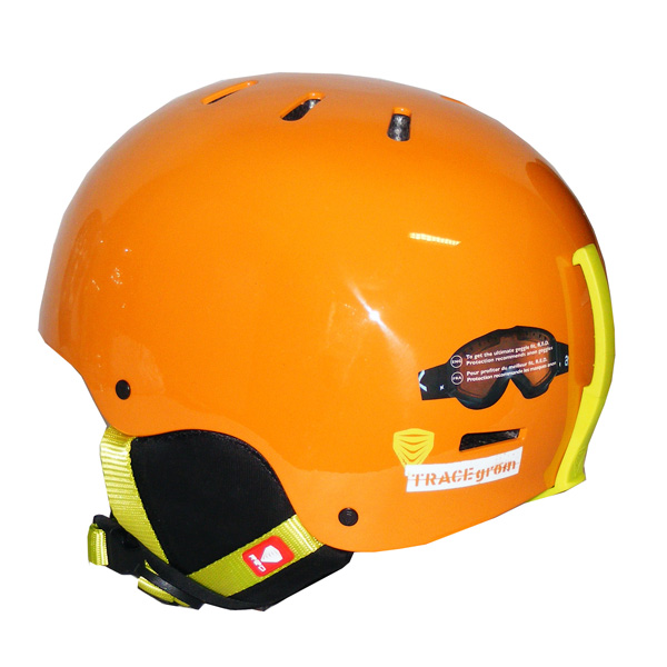 Easy Snap Helmet Klickverschluss